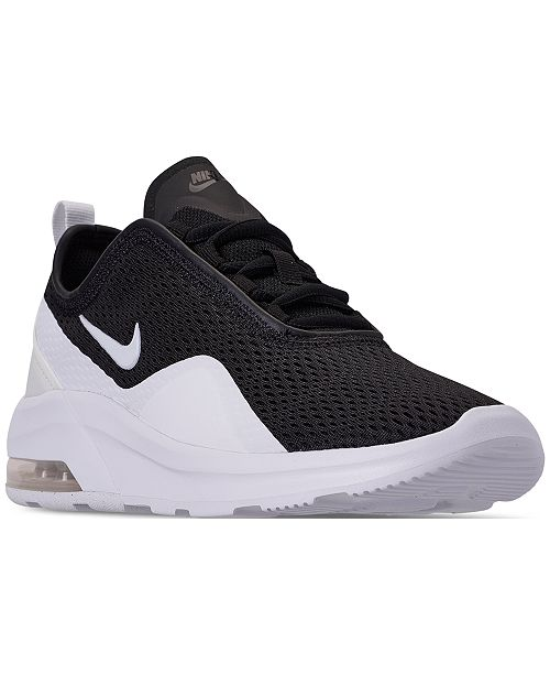 Nike Women's Air Max Motion 2 Casual Sneakers from Finish ...