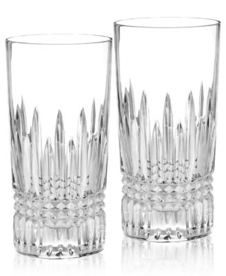 Waterford Barware, Lismore Diamond Highball Glasses, Set of 2