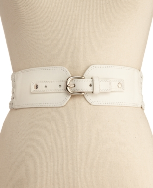 Steve Madden Belt Woven Stretch