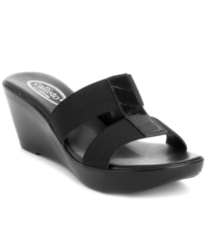 Callisto Ali Wedge Sandals Women's Shoes