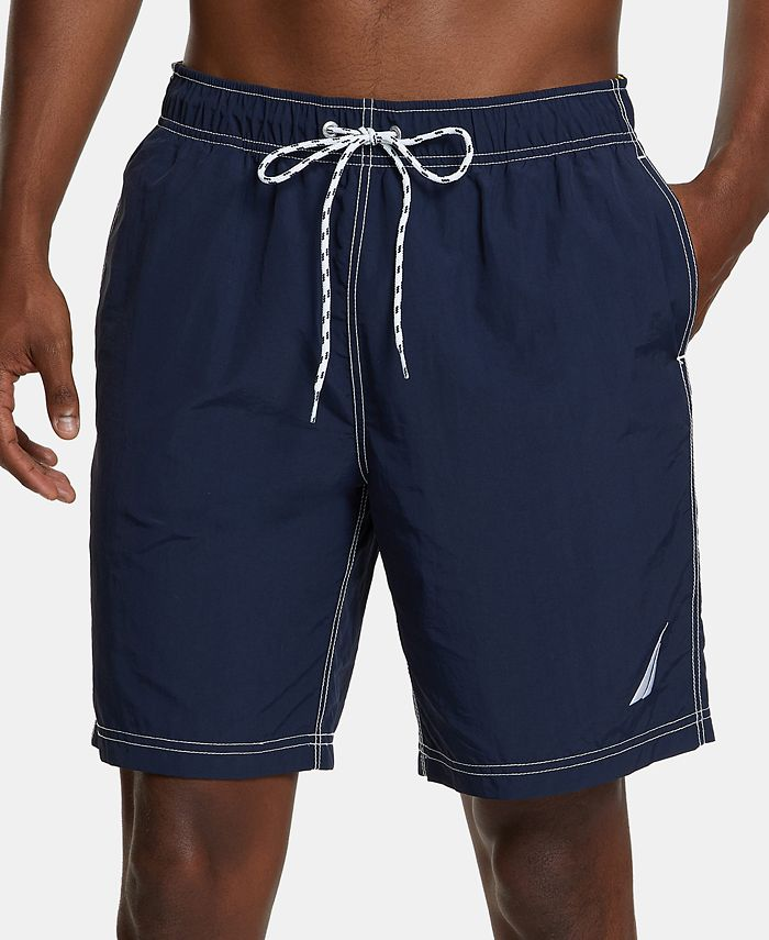 Nautica - Men's Quick Dry Nylon Swim Trunks