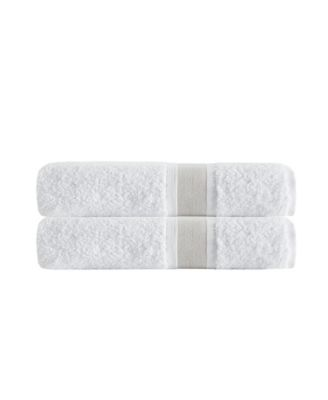 Unique 2-Pc. Turkish Cotton Bath Towel Set