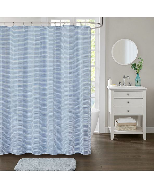 "JLA Home Decor Studio Durant 72"" x 72"" Shower Curtain"