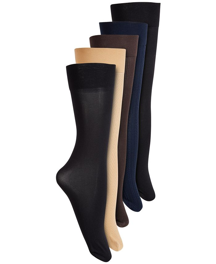 Polo Ralph Lauren - 5-Pk. 400N Dress Trouser Socks