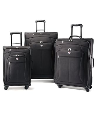 American Tourister POP 3-Piece Spinner Luggage Set
