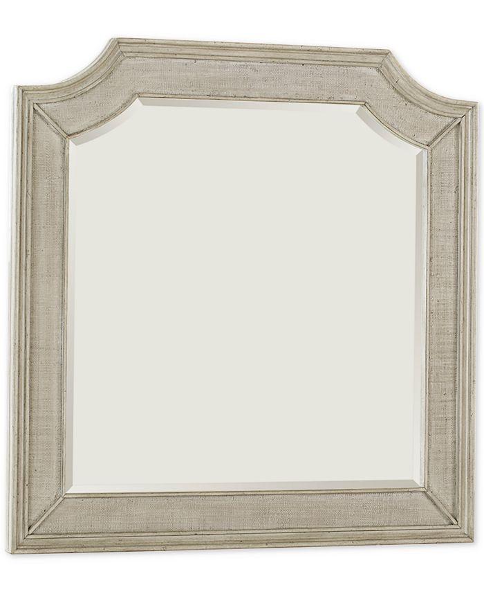 Furniture - Raffia Mirror
