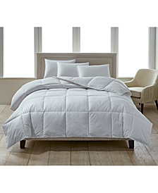 Hotel Collection Primaloft Hi Loft Down Alternative All Season Twin Comforter, Created for Macy's