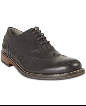 Steve Madden Shoes Ethin2 Wingtip Oxfords Mens Shoes
