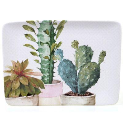 Cactus Verde Rectangular Platter