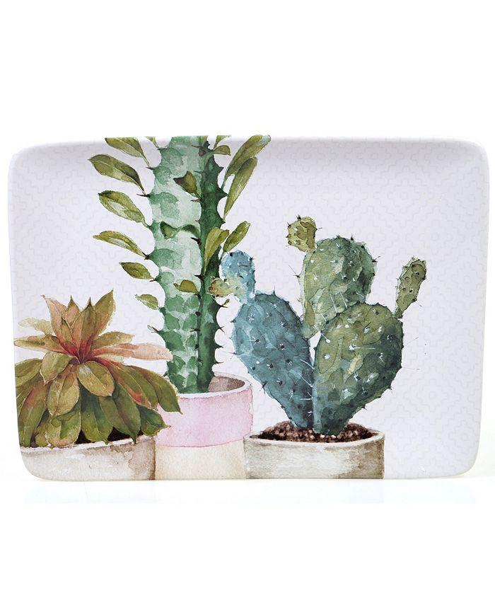 Certified International - Rect Platter