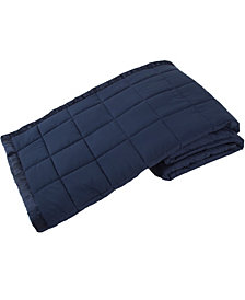 Elite Home Down Alternative Solid King Blanket