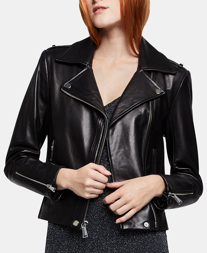 BCBGeneration - Leather Moto Jacket