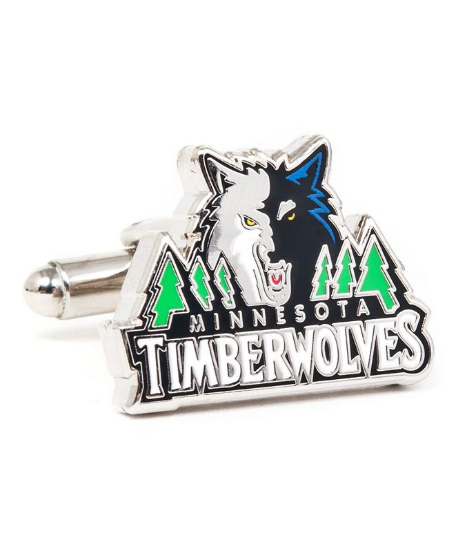 Cufflinks Inc. Minnesota Timberwolves Cufflinks