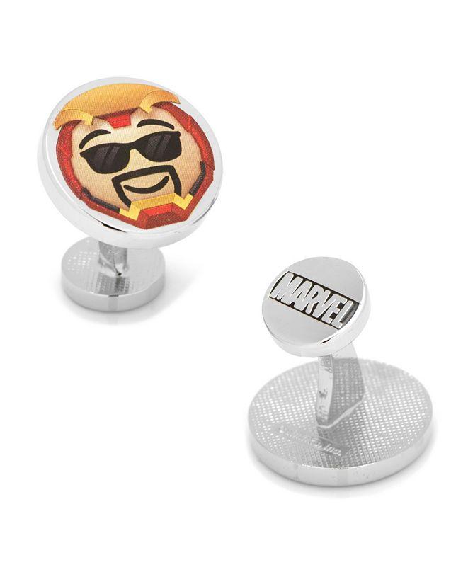 Cufflinks Inc. Iron Man Emoji Cufflinks