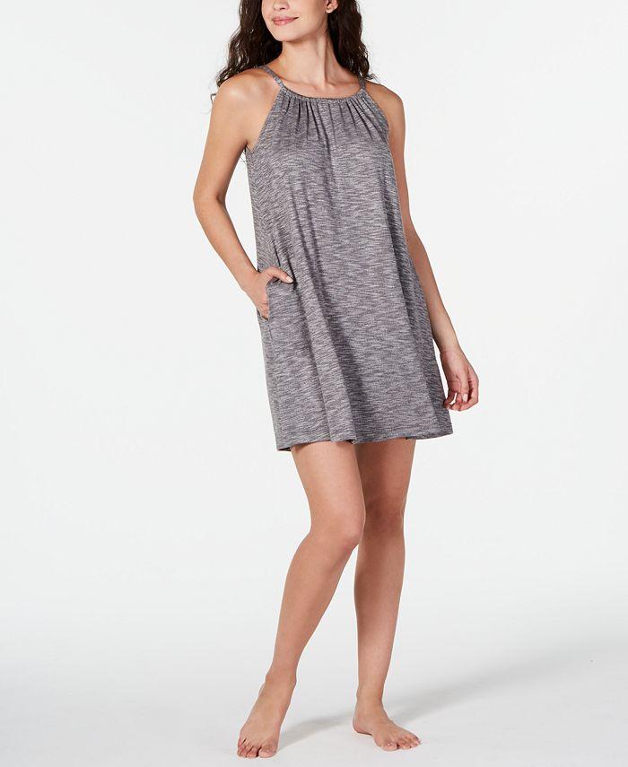 Alfani - Scoop-Neck Knit Chemise Nightgown