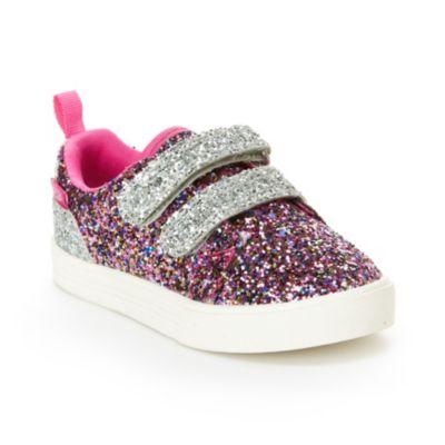 Little Girls Lyric Glitter Sneaker