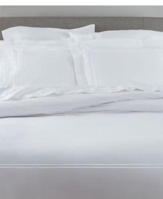 King Prewashed Cotton Percale Duvet Sets