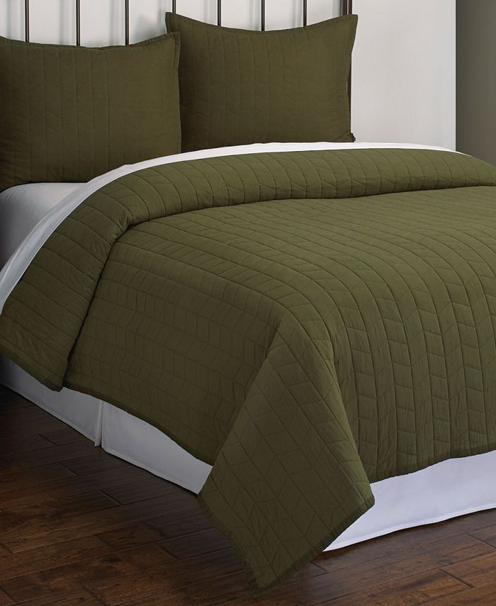 Riverbrook Home - Powell 3-Pc. Quilt Sets