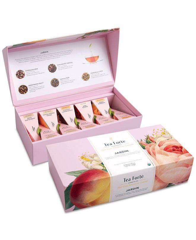 Tea Forte Jardine Petite Presentation Box