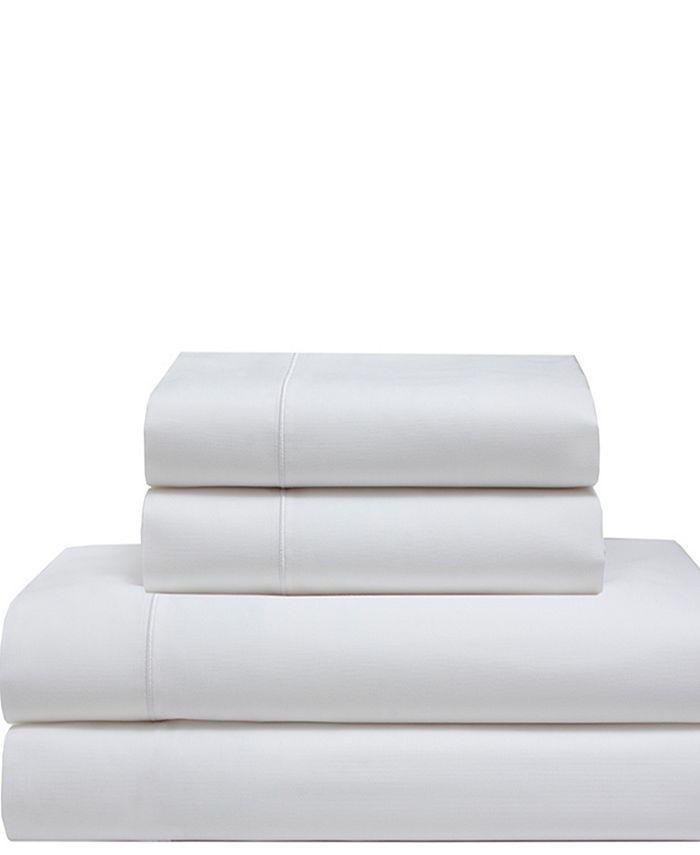 Elite Home - Cool Comfort Cotton Solid Sheet Sets