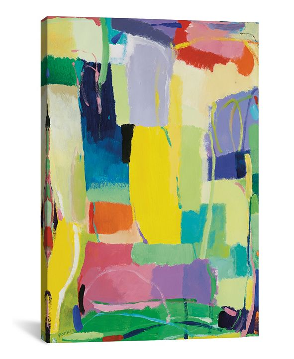 "iCanvas ""Urban Essay Xv"" By Kim Parker Gallery-Wrapped Canvas Print - 60"" x 40"" x 1.5"""