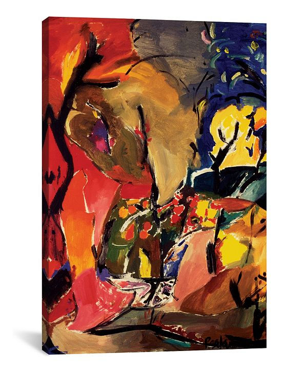 """iCanvas """"Inferno"""" By Kim Parker Gallery-Wrapped Canvas Print - 18"""" x 12"""" x 0.75"""""""