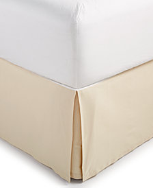 Hotel Collection Metallic Stone California King Bedskirt, Created for Macy's