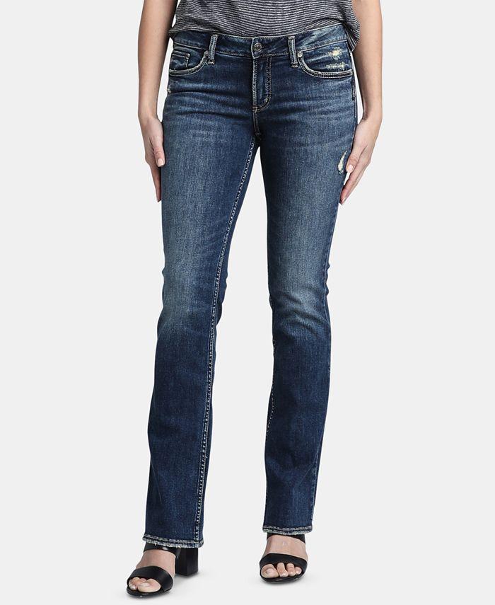 Silver Jeans Co. - Suki Slim Bootcut Jeans