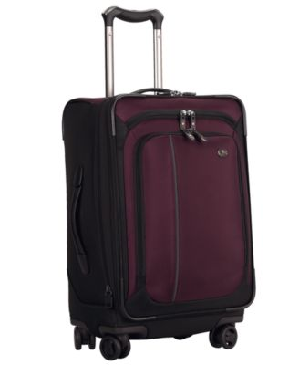 "CLOSEOUT! Victorinox Werks Traveler 4.0 22"" Dual Caster Spinner Suitcase"