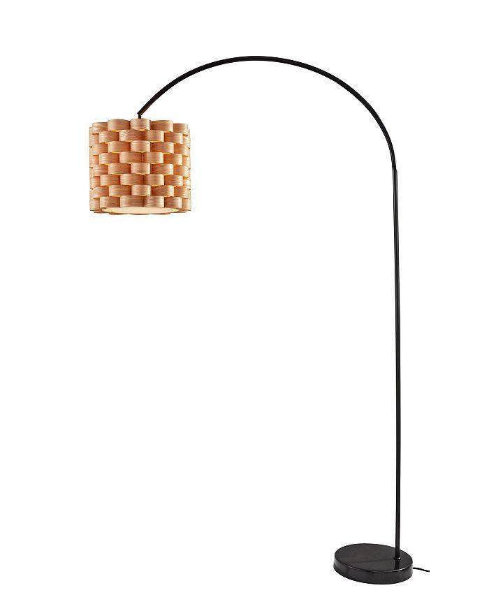 Adesso - Savannah Arc Lamp