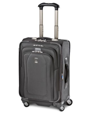 "CLOSEOUT! Travelpro Crew 9 21"" Carry On Expandable Spinner Suitcase"