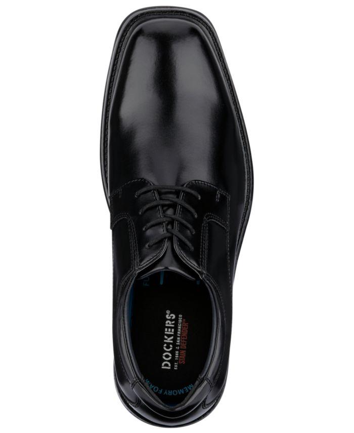 Dockers Men's Irving Slip Resistant Waterproof Bluchers & Reviews - All Men's Shoes - Men - Macy's