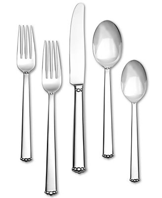 Flatware & Silverware - Dining & Entertaining - Macy's Registry