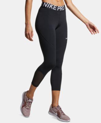 Nike Women's Pro Cropped Leggings