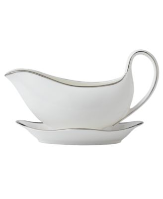 Wedgwood Sterling Gravy Boat Stand