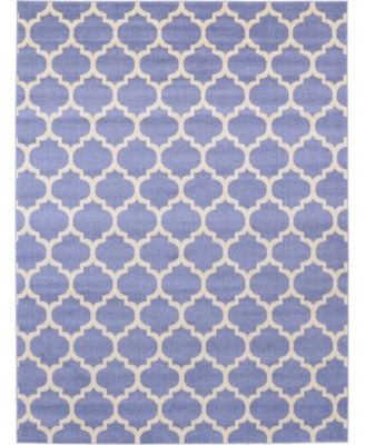 Arbor Arb1 Light Blue 9' x 12' Area Rug