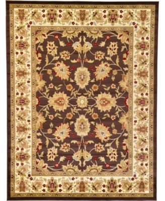 Passage Psg3 Brown 9' x 12' Area Rug
