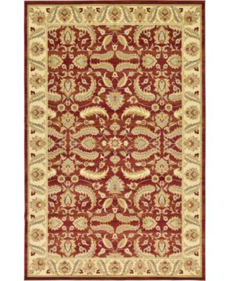 """Passage Psg1 Red 10' 6"""" x 16' 5"""" Area Rug"""
