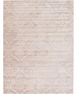 Caan Can5 Taupe 9' x 12' Area Rug