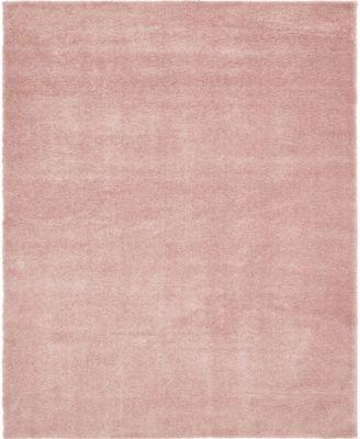Uno Uno1 Pink 10' x 13' Area Rug