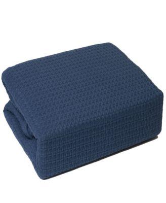 Marquis 100% Cotton Full/Queen Blanket
