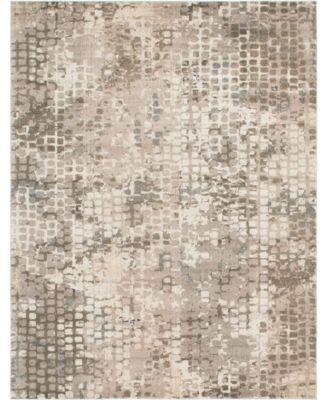 Crisanta Crs4 Gray 8' x 10' Area Rug