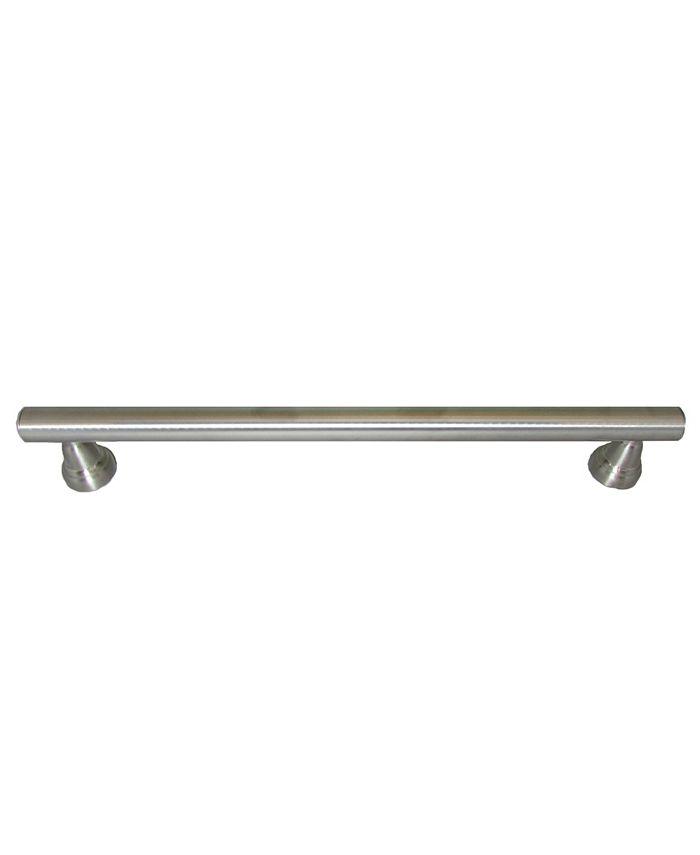 Arista Bath Products - Straight Deco Grab Bar