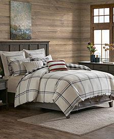 Madison Park Signature Willow Oak 8-Pc. Reversible Cotton Comforter Sets