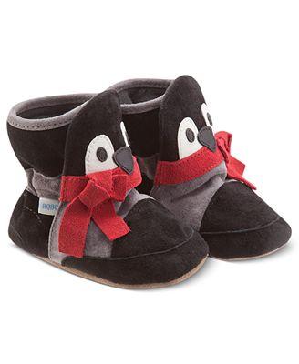Robeez Kids Shoes Baby Boys Peter Penguin Boots Kids