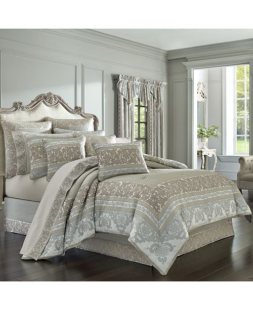 J Queen New York J. Queen New York Monticello King Comforter Set