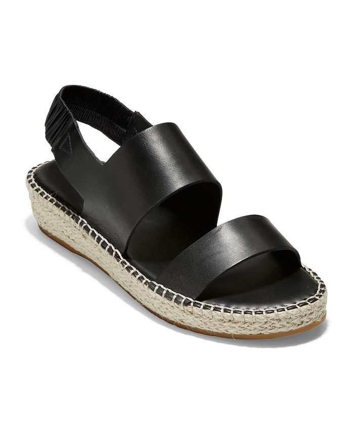 Cole Haan - Cloudfeel Espadrille Sandals
