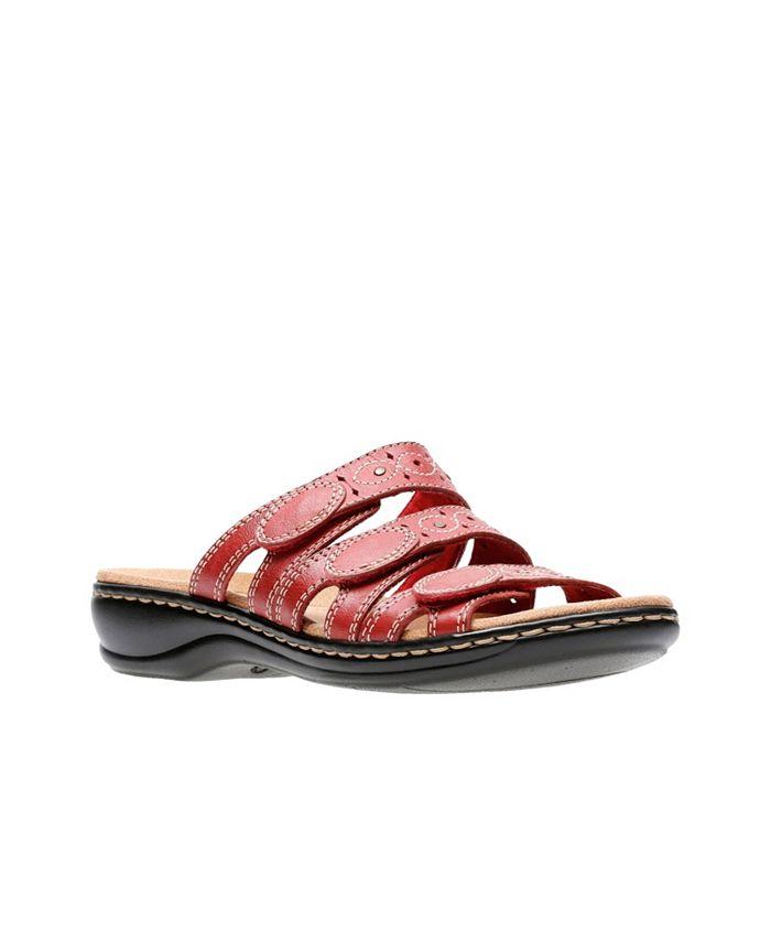 Clarks - Women's Leisa Cacti Q Flat Sandals