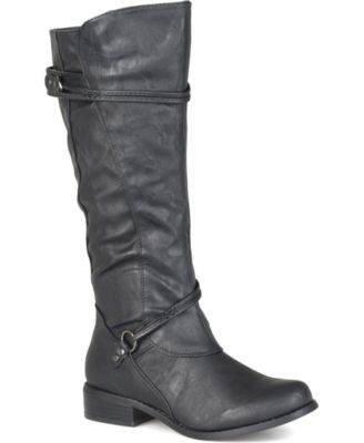 Extra Wide Calf Harley Boot