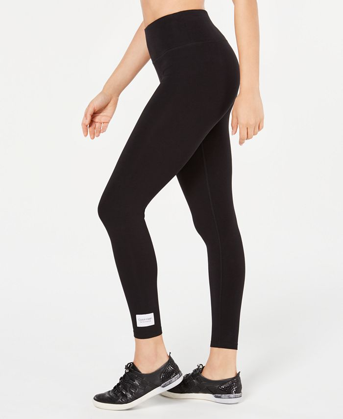Calvin Klein - High-Rise Logo Leggings